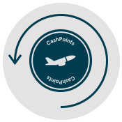 Claim CashPoints icon